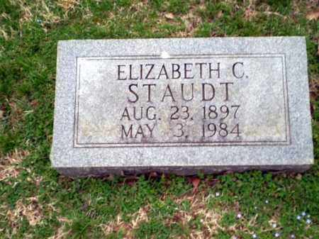 STAUDT, ELIZABETH - Greene County, Arkansas | ELIZABETH STAUDT - Arkansas Gravestone Photos