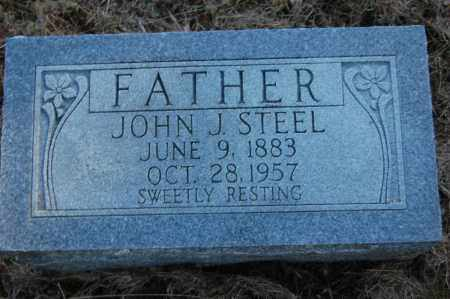 STEEL, JOHN JAMES - Greene County, Arkansas | JOHN JAMES STEEL - Arkansas Gravestone Photos