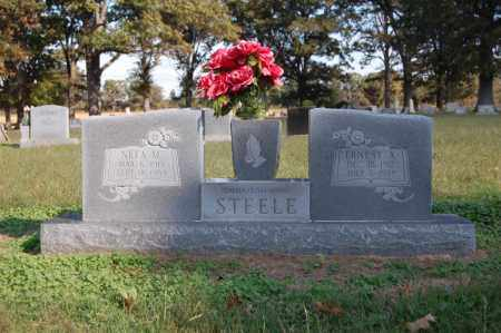 STEELE, ERNEST ARNOLD - Greene County, Arkansas | ERNEST ARNOLD STEELE - Arkansas Gravestone Photos