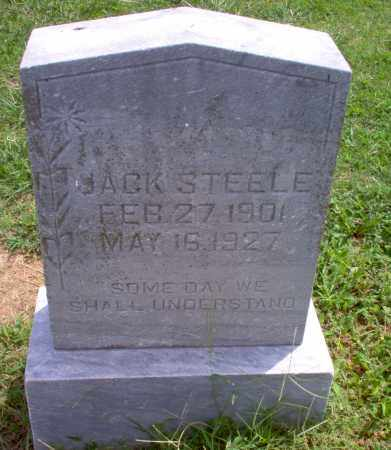 STEELE, JACK - Greene County, Arkansas | JACK STEELE - Arkansas Gravestone Photos
