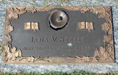 STEELE, LOIS V. - Greene County, Arkansas | LOIS V. STEELE - Arkansas Gravestone Photos