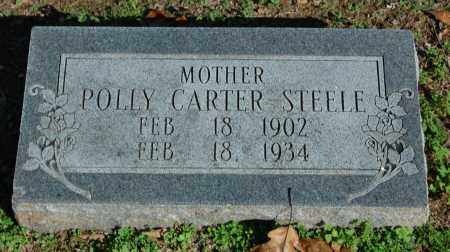 STEELE, POLLY CARTER - Greene County, Arkansas | POLLY CARTER STEELE - Arkansas Gravestone Photos