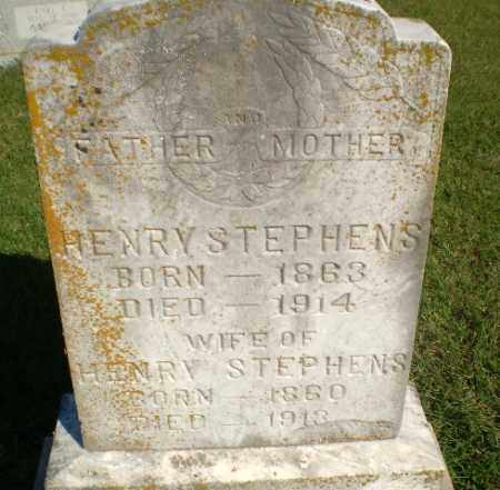 STEPHENS, MRS. HENRY - Greene County, Arkansas | MRS. HENRY STEPHENS - Arkansas Gravestone Photos
