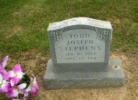 STEPHENS, TODD JOSEPH - Greene County, Arkansas | TODD JOSEPH STEPHENS - Arkansas Gravestone Photos
