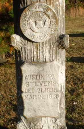 STEVENS, AUSTIN W - Greene County, Arkansas | AUSTIN W STEVENS - Arkansas Gravestone Photos