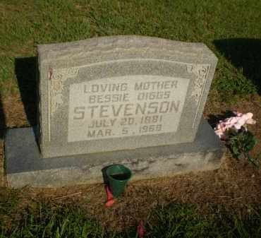 STEVENSON, BESSIE - Greene County, Arkansas | BESSIE STEVENSON - Arkansas Gravestone Photos
