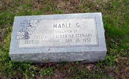 STEWART, MABLE G - Greene County, Arkansas | MABLE G STEWART - Arkansas Gravestone Photos