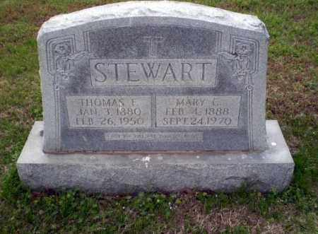 STEWART, MARY C - Greene County, Arkansas | MARY C STEWART - Arkansas Gravestone Photos