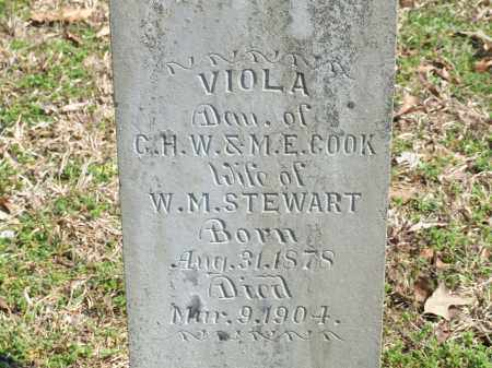 COOK STEWART, VIOLA - Greene County, Arkansas | VIOLA COOK STEWART - Arkansas Gravestone Photos
