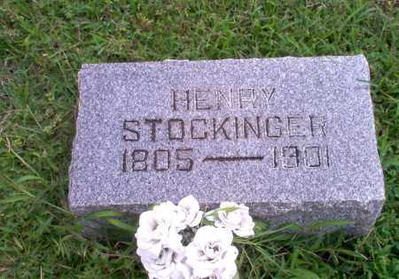 STOCKINGER, HENRY - Greene County, Arkansas | HENRY STOCKINGER - Arkansas Gravestone Photos