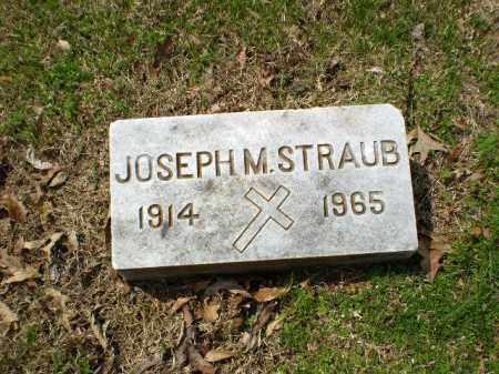 STRAUB, JOSEPH M - Greene County, Arkansas | JOSEPH M STRAUB - Arkansas Gravestone Photos