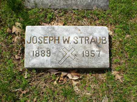 STRAUB, JOSEPH W - Greene County, Arkansas | JOSEPH W STRAUB - Arkansas Gravestone Photos