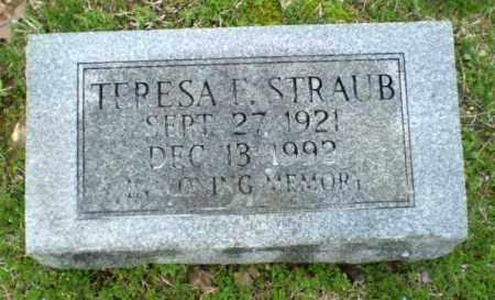 STRAUB, TERESA  E - Greene County, Arkansas | TERESA  E STRAUB - Arkansas Gravestone Photos