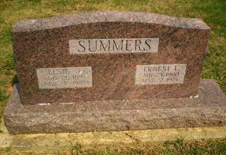 SUMMERS, ELSIE I - Greene County, Arkansas | ELSIE I SUMMERS - Arkansas Gravestone Photos