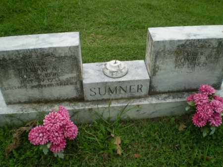 SUMNER, MONRIE V - Greene County, Arkansas | MONRIE V SUMNER - Arkansas Gravestone Photos