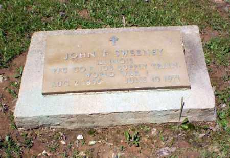 SWEENEY (VETERAN WWI), JOHN - Greene County, Arkansas | JOHN SWEENEY (VETERAN WWI) - Arkansas Gravestone Photos