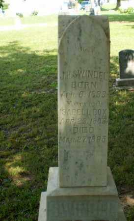 SWINDEL, J.H. - Greene County, Arkansas   J.H. SWINDEL - Arkansas Gravestone Photos