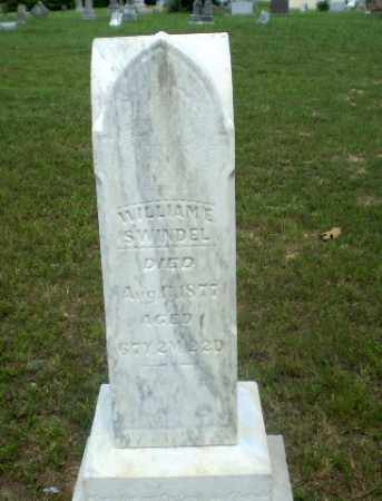 SWINDEL, WILLIAM E - Greene County, Arkansas | WILLIAM E SWINDEL - Arkansas Gravestone Photos
