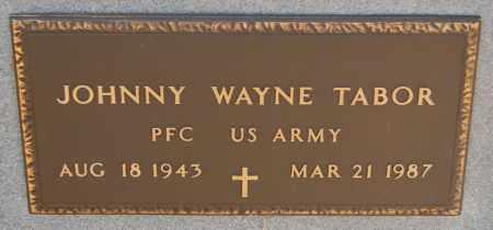 TABOR (VETERAN), JOHNNY WAYNE - Greene County, Arkansas   JOHNNY WAYNE TABOR (VETERAN) - Arkansas Gravestone Photos