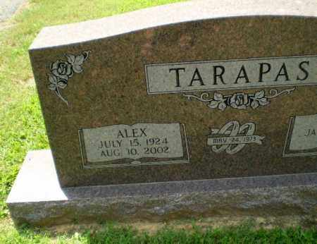 TARAPAS, ALEX - Greene County, Arkansas | ALEX TARAPAS - Arkansas Gravestone Photos