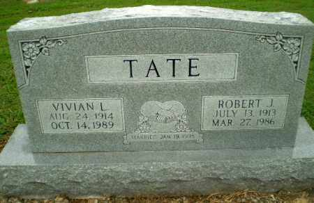 TATE, ROBERT J - Greene County, Arkansas | ROBERT J TATE - Arkansas Gravestone Photos