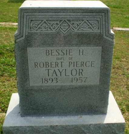 TAYLOR, BESSIE H - Greene County, Arkansas   BESSIE H TAYLOR - Arkansas Gravestone Photos