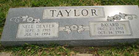 DEXTER TAYLOR, NELL - Greene County, Arkansas | NELL DEXTER TAYLOR - Arkansas Gravestone Photos