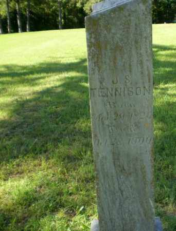 TENNISON, J.S. - Greene County, Arkansas | J.S. TENNISON - Arkansas Gravestone Photos