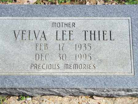 THIEL, VELVA LEE - Greene County, Arkansas | VELVA LEE THIEL - Arkansas Gravestone Photos