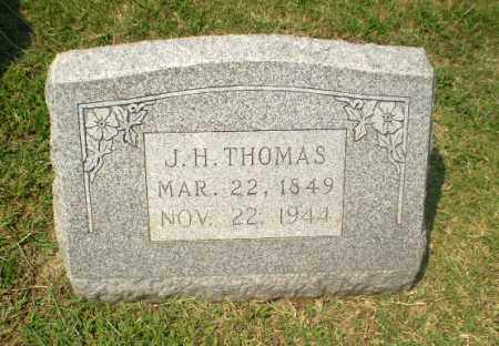 THOMAS, J.H. - Greene County, Arkansas | J.H. THOMAS - Arkansas Gravestone Photos