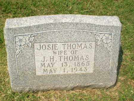 THOMAS, JOSIE - Greene County, Arkansas | JOSIE THOMAS - Arkansas Gravestone Photos