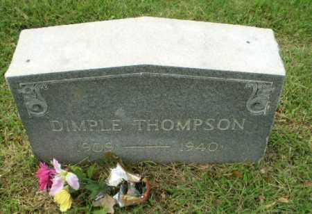 THOMPSON, DIMPLE - Greene County, Arkansas | DIMPLE THOMPSON - Arkansas Gravestone Photos