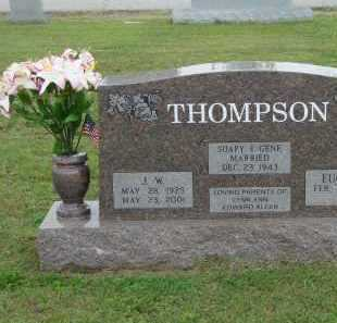 "THOMPSON, J.W. ""SOAPY"" - Greene County, Arkansas 
