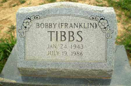 "TIBBS, BOBBY ""FRANKLIN"" - Greene County, Arkansas 