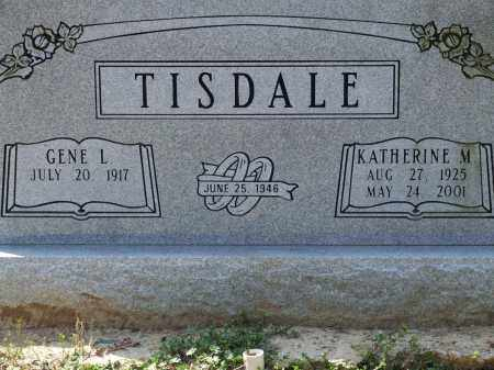 TISDALE, GENE L. - Greene County, Arkansas | GENE L. TISDALE - Arkansas Gravestone Photos
