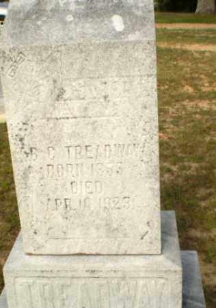 TREADWAY, G.C. - Greene County, Arkansas | G.C. TREADWAY - Arkansas Gravestone Photos