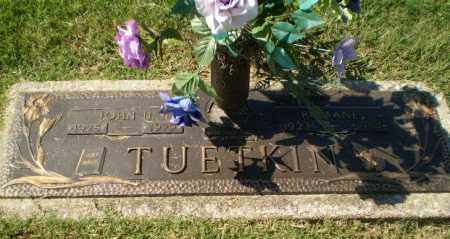 TUETKIN, JOHN H - Greene County, Arkansas | JOHN H TUETKIN - Arkansas Gravestone Photos
