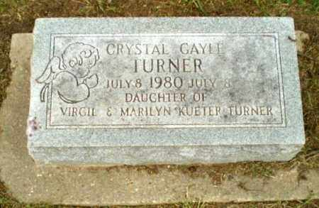 TURNER, CRYSTAL GAYLE - Greene County, Arkansas | CRYSTAL GAYLE TURNER - Arkansas Gravestone Photos