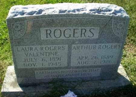 ROGERS, ARTHUR - Greene County, Arkansas | ARTHUR ROGERS - Arkansas Gravestone Photos
