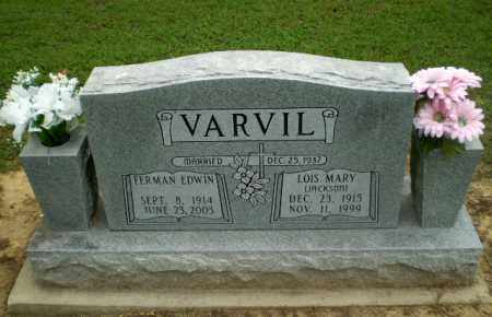 JACKSON VARVIL, LOIS MARY - Greene County, Arkansas | LOIS MARY JACKSON VARVIL - Arkansas Gravestone Photos