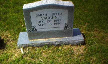 VAUGHN, SARAH IDELLA - Greene County, Arkansas | SARAH IDELLA VAUGHN - Arkansas Gravestone Photos