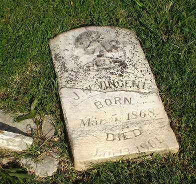 VINCENT, J.W. - Greene County, Arkansas | J.W. VINCENT - Arkansas Gravestone Photos