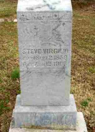 VIRGILIO, STEVE - Greene County, Arkansas | STEVE VIRGILIO - Arkansas Gravestone Photos