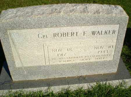 WALKER, ROBERT E - Greene County, Arkansas | ROBERT E WALKER - Arkansas Gravestone Photos