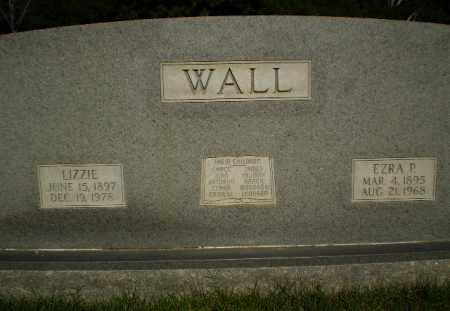 WALL, EZRA P - Greene County, Arkansas | EZRA P WALL - Arkansas Gravestone Photos