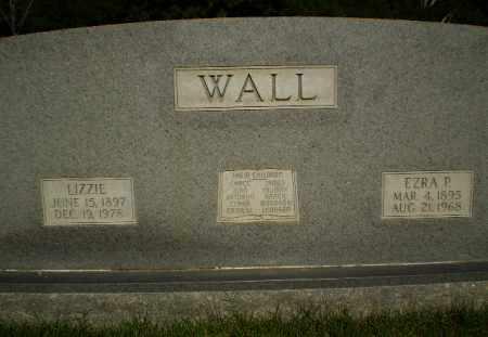 WALL, LIZZIE - Greene County, Arkansas | LIZZIE WALL - Arkansas Gravestone Photos