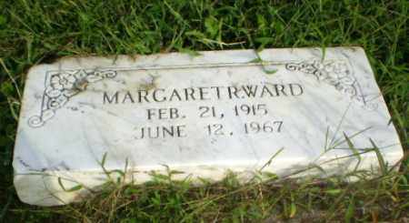 WARD, MARGARET R. - Greene County, Arkansas | MARGARET R. WARD - Arkansas Gravestone Photos