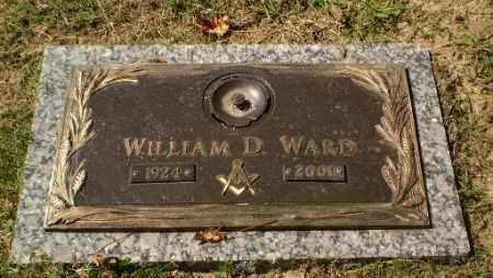 WARD, WILLIAM D - Greene County, Arkansas | WILLIAM D WARD - Arkansas Gravestone Photos