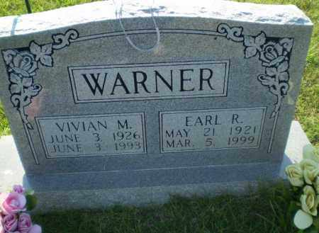 WARNER, VIVIAN M - Greene County, Arkansas | VIVIAN M WARNER - Arkansas Gravestone Photos