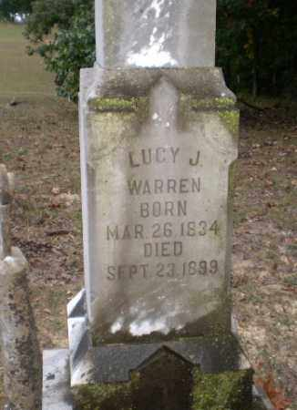 WARREN, LUCY J - Greene County, Arkansas | LUCY J WARREN - Arkansas Gravestone Photos